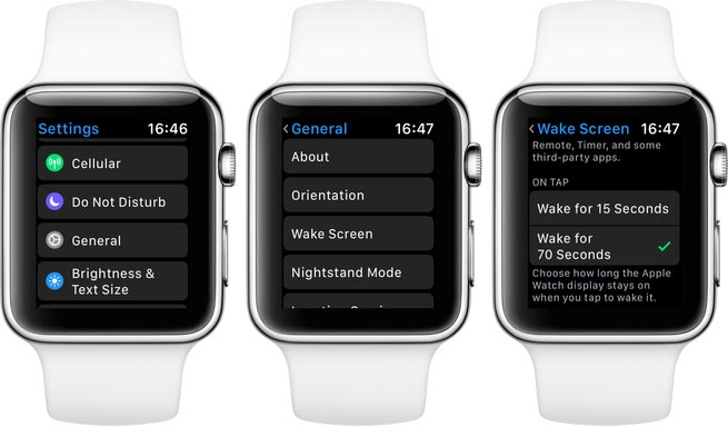 how-to WatchOS Apple Watch