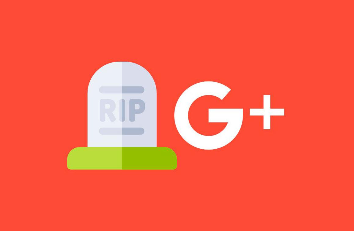 Закрытие Google+