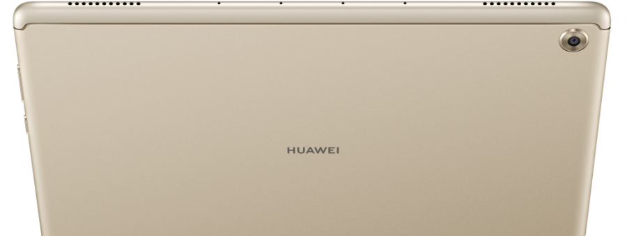 Huawei Mediapad M5 lite вид сзади