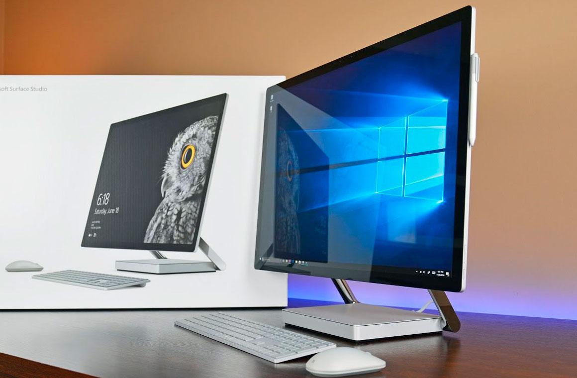 комплект Microsoft Surface Studio 2