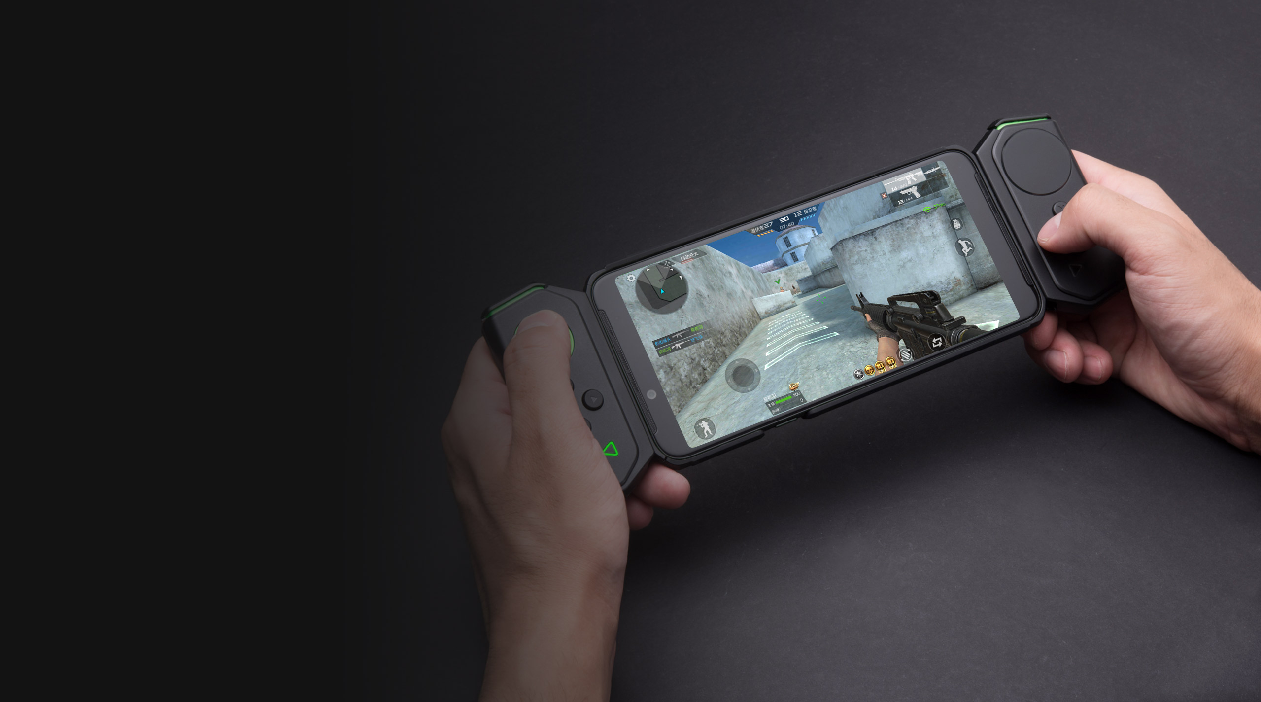 Xiaomi Black Shark 2 геймпад