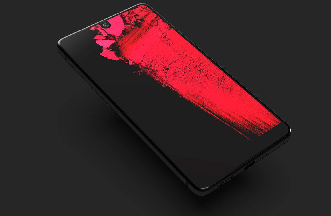 экран Essential Phone PH-1