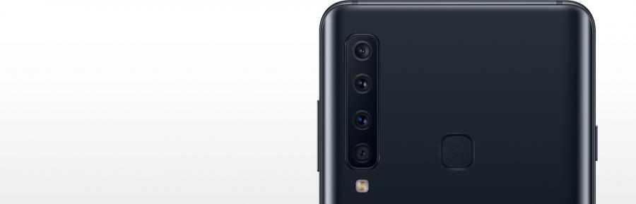 Samsung Galaxy A9 камера