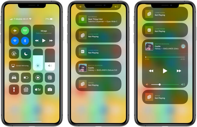 iOS HomePod