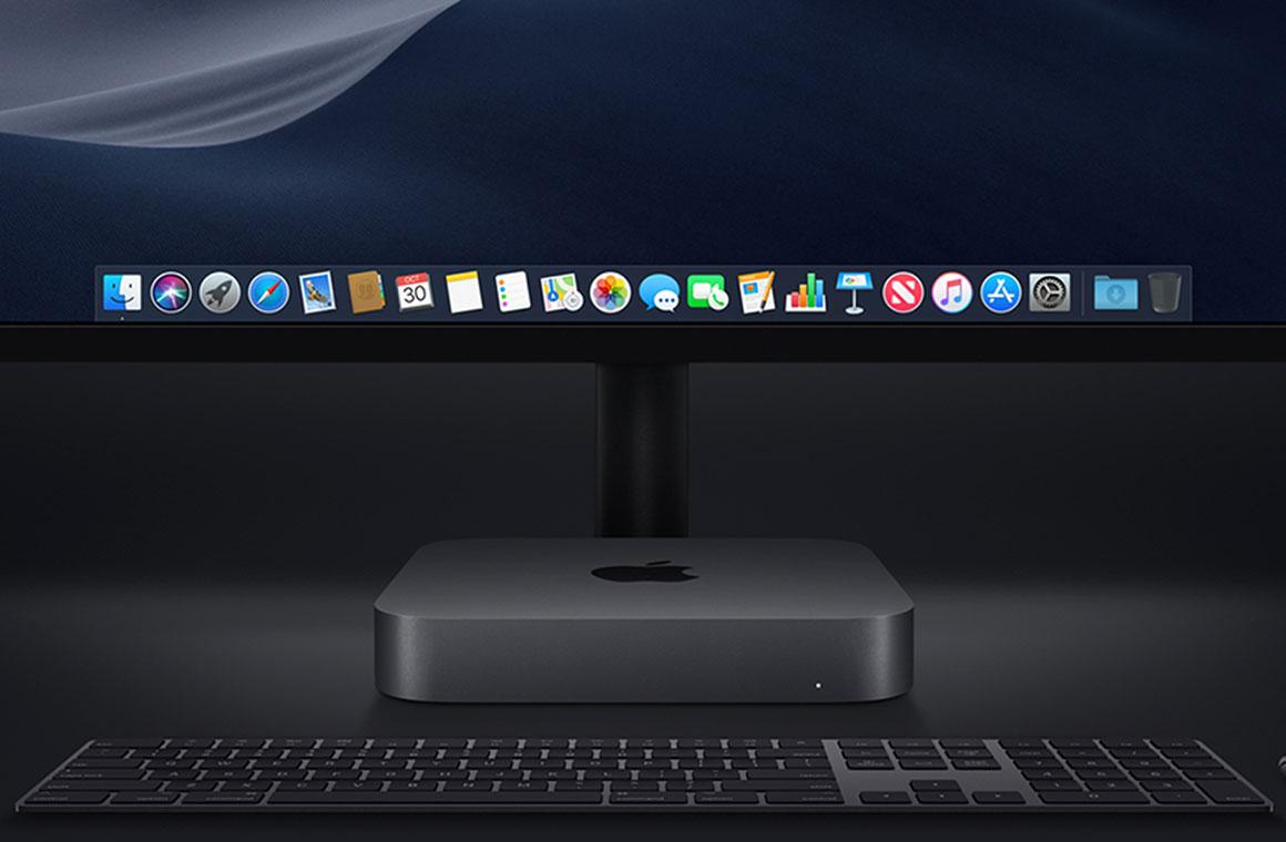 Представили обновленный Mac Mini