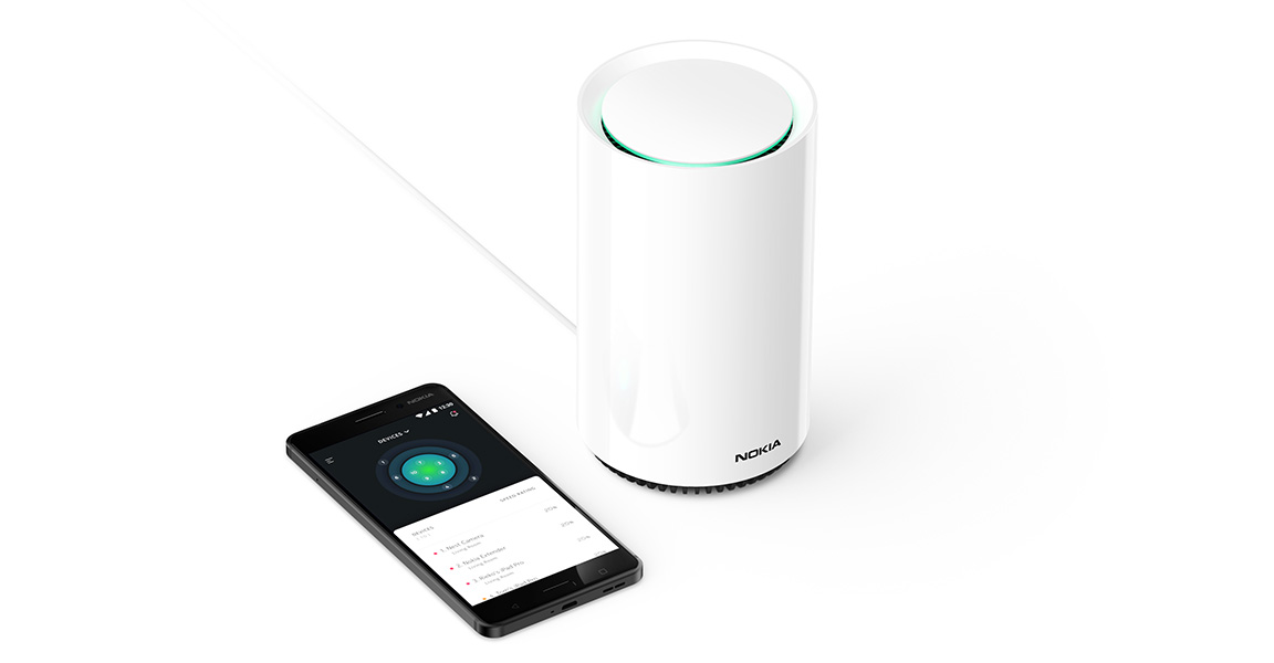 Nokia wifi роутер