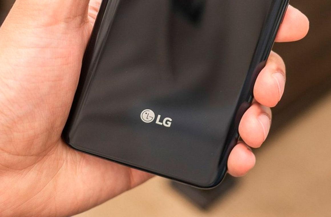 LG лого
