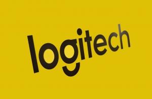 Logitech логотип