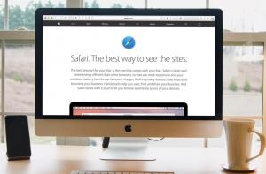 macOS Safari