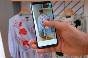 Google Lens распознание