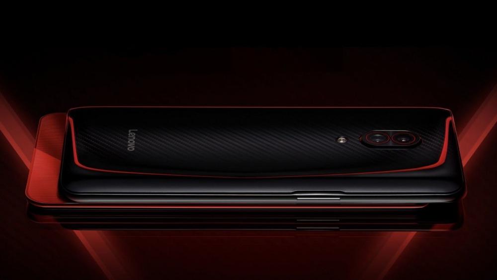 Lenovo Z5 Pro Snapdragon 855 Edition сзади