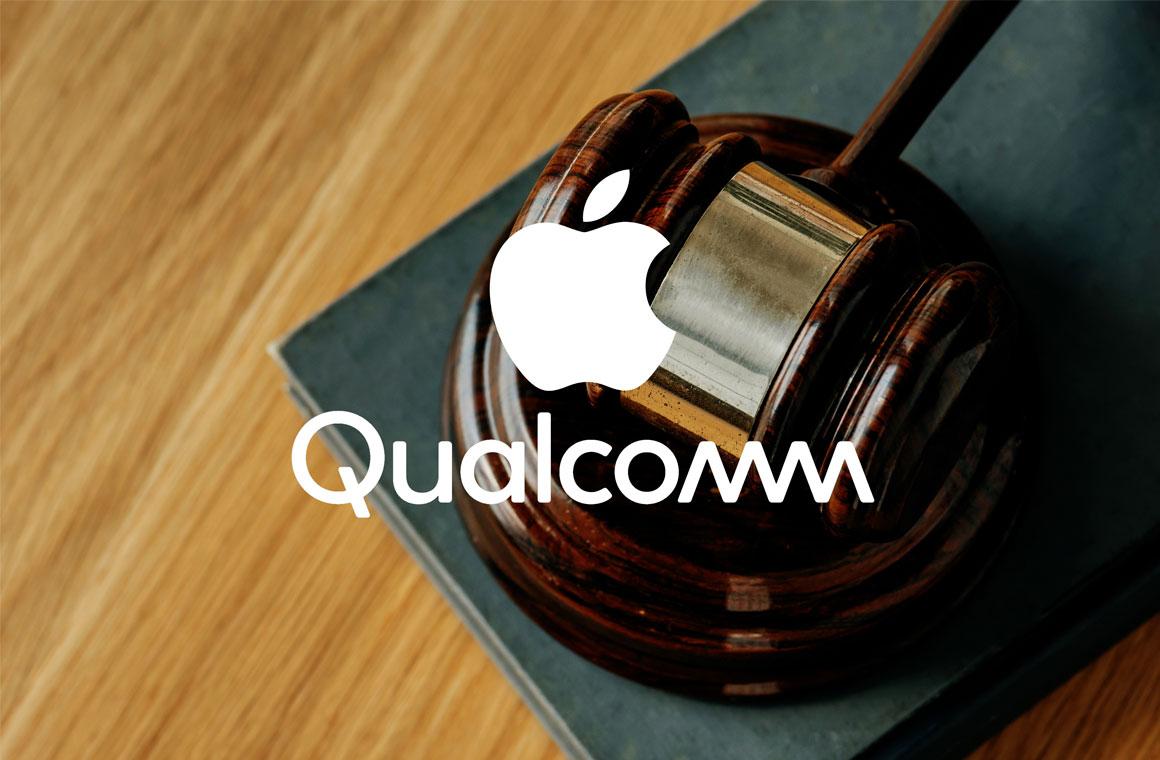 Судебное разбирательство Qualcomm и Apple