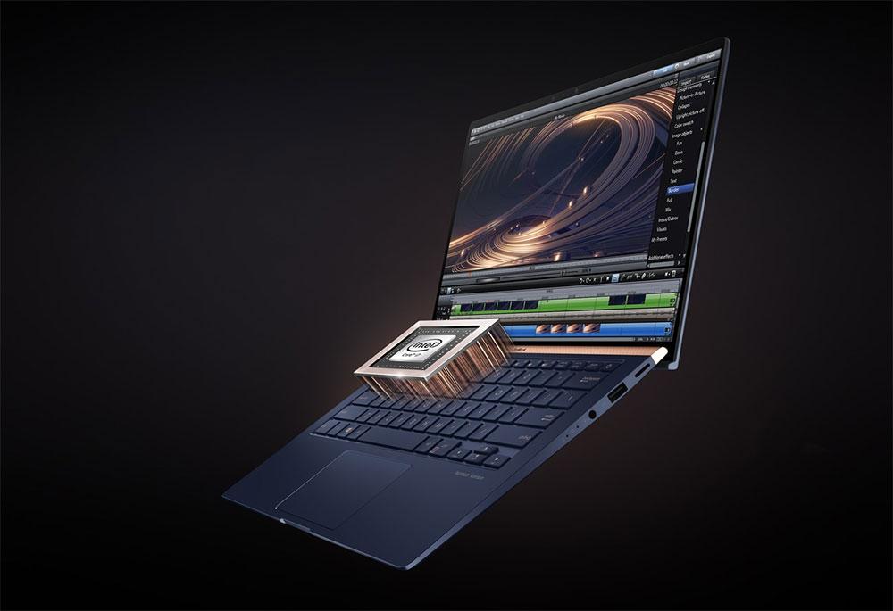 Производительность Asus ZenBook 14