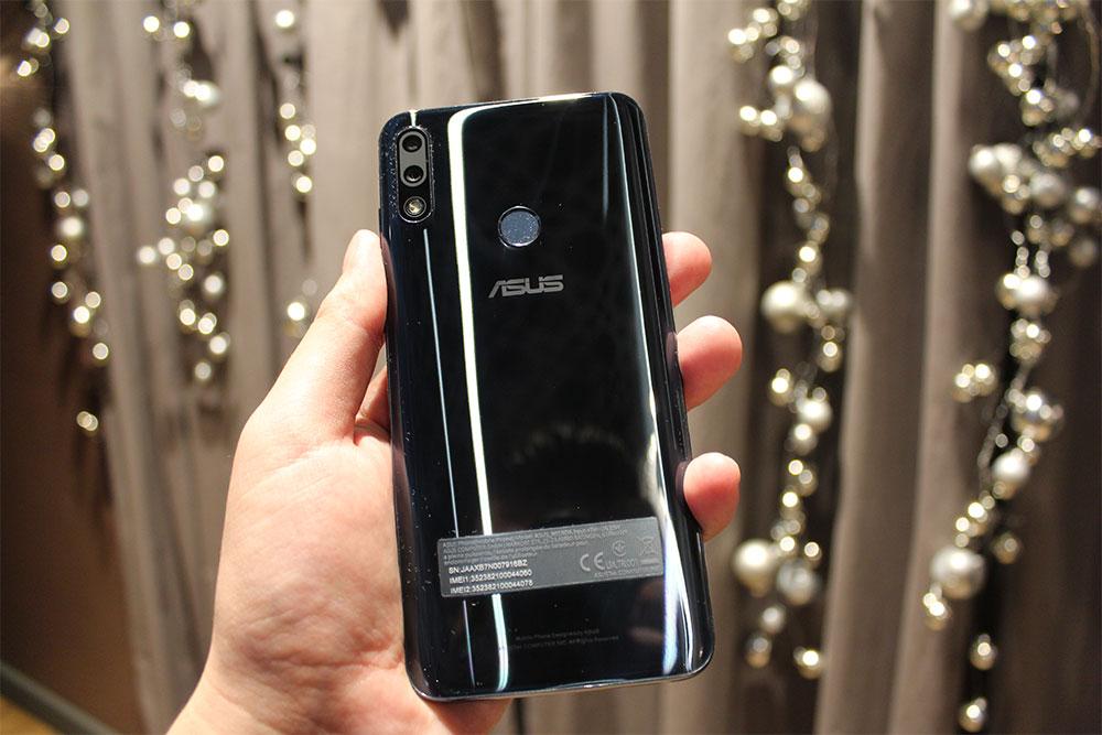 Asus Zenfone Max Pro M2 задняя панель