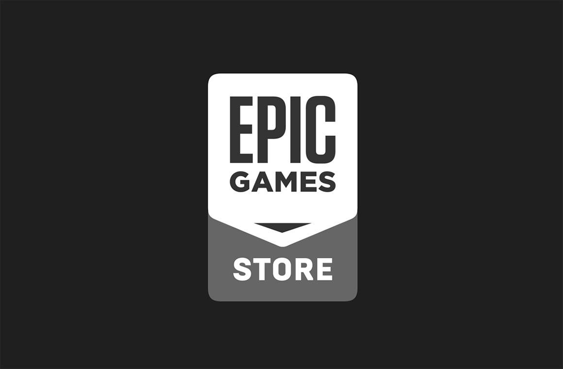 Логотип Epic Games Store