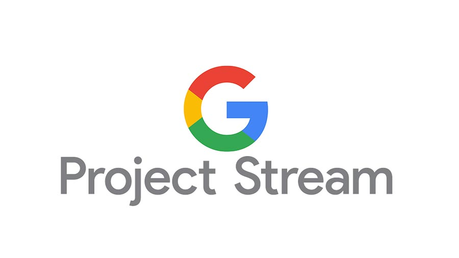 Google Project Stream Logo