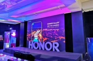 Honor View 20 презентация