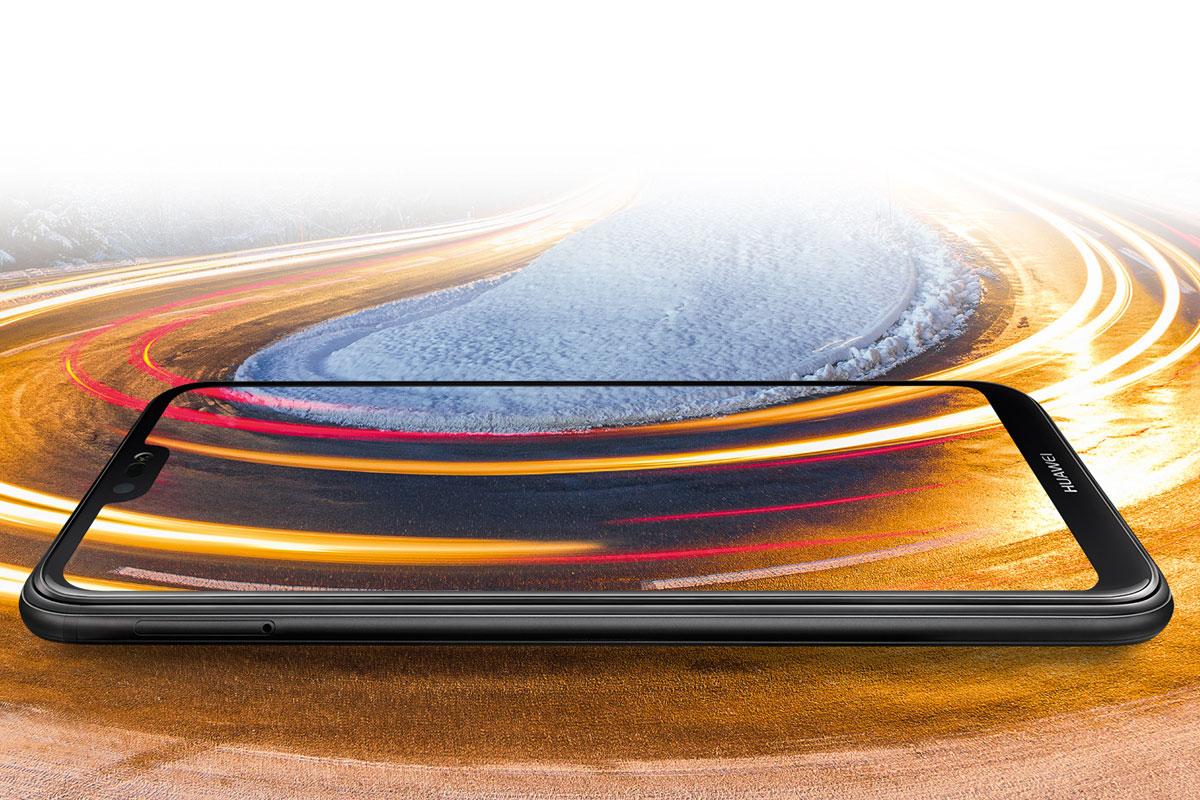 Имитация производительности Huawei P20 Lite