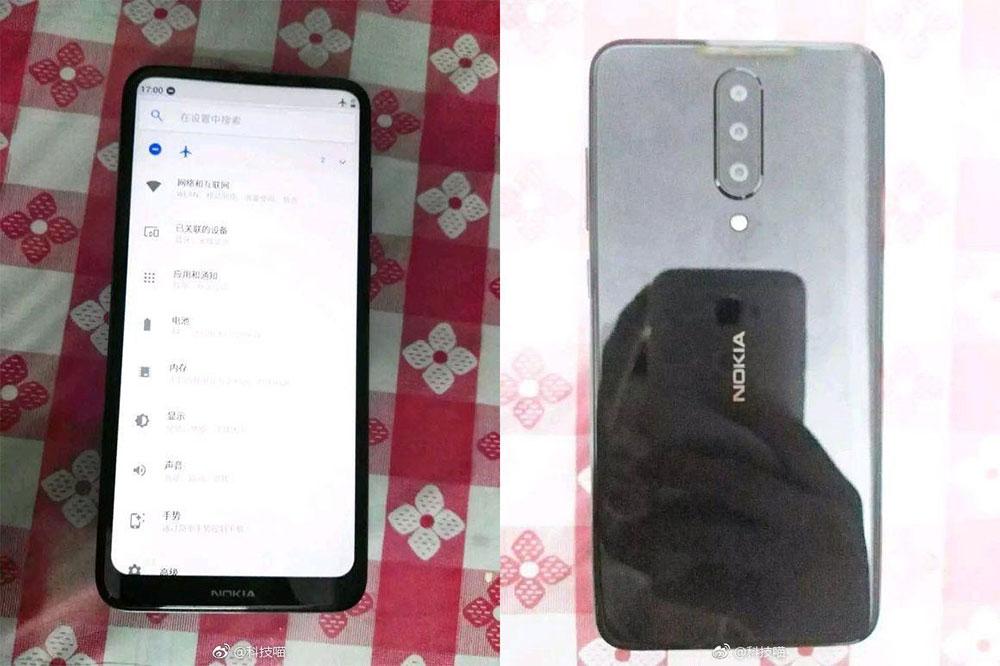 Nokia Живое фото