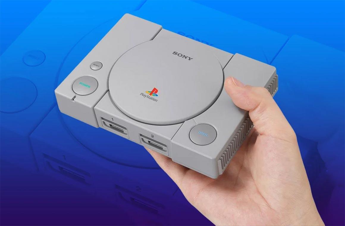 Ретро-консоль Sony PlayStation Classic
