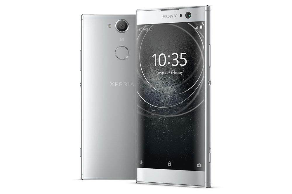 Внешний вид Sony Xperia XA2