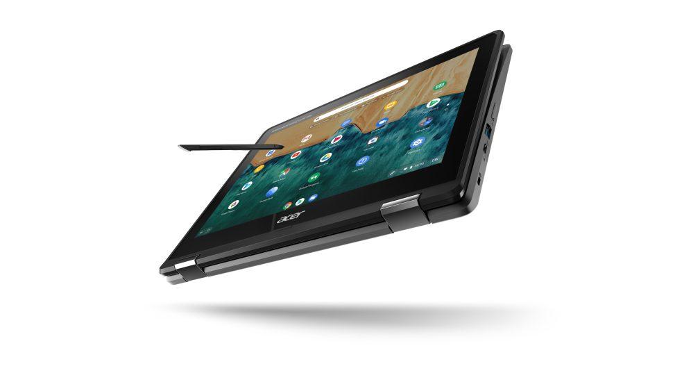 Acer Chromebook Spin 512 со стилусом