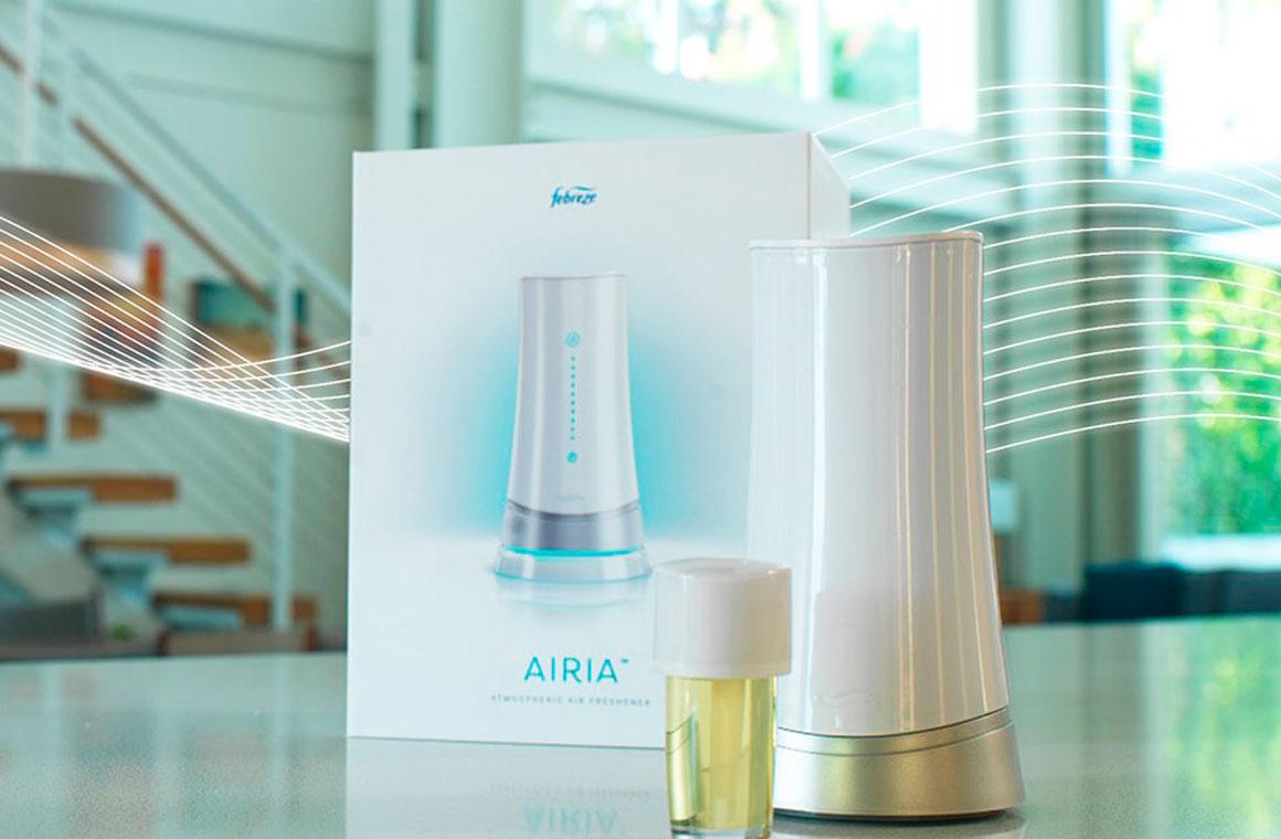 Airia освежитель воздуха