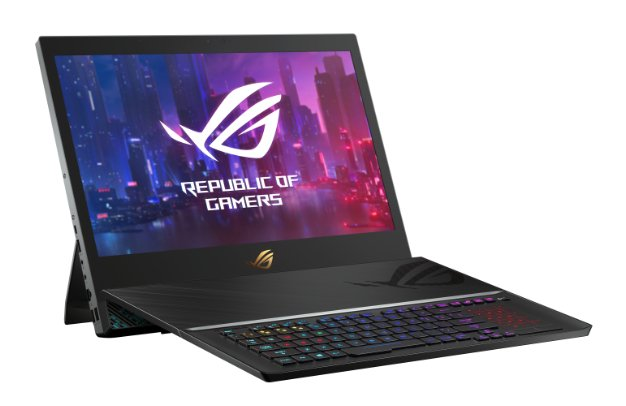 Asus ROG Mothership спереди