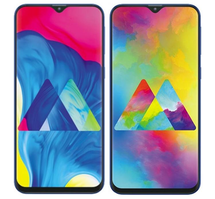 Samsung Galaxy M10 и M20 сравнение