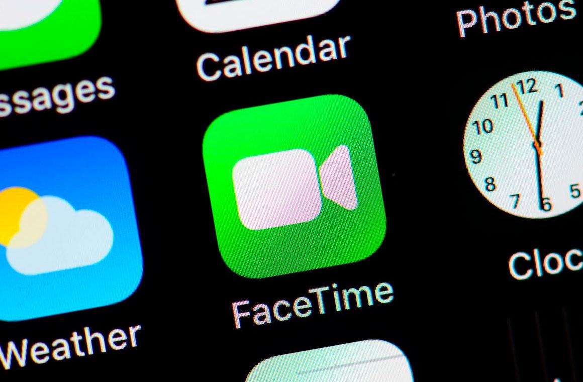 FaceTime лого