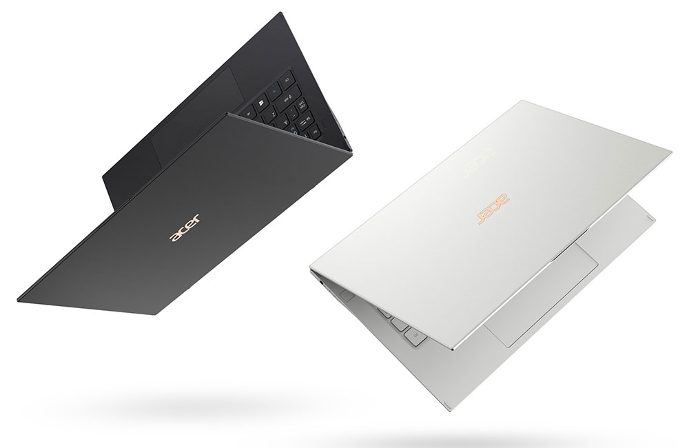 Acer Swift 7 внешний вид