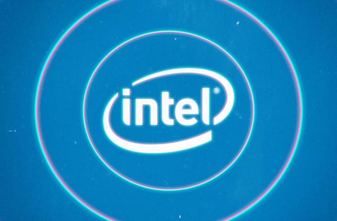 Intel Ice Lake-U рендер