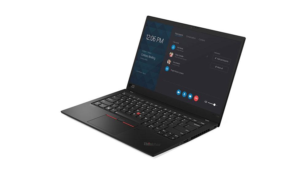 ThinkPad X1 Carbon внешний вид