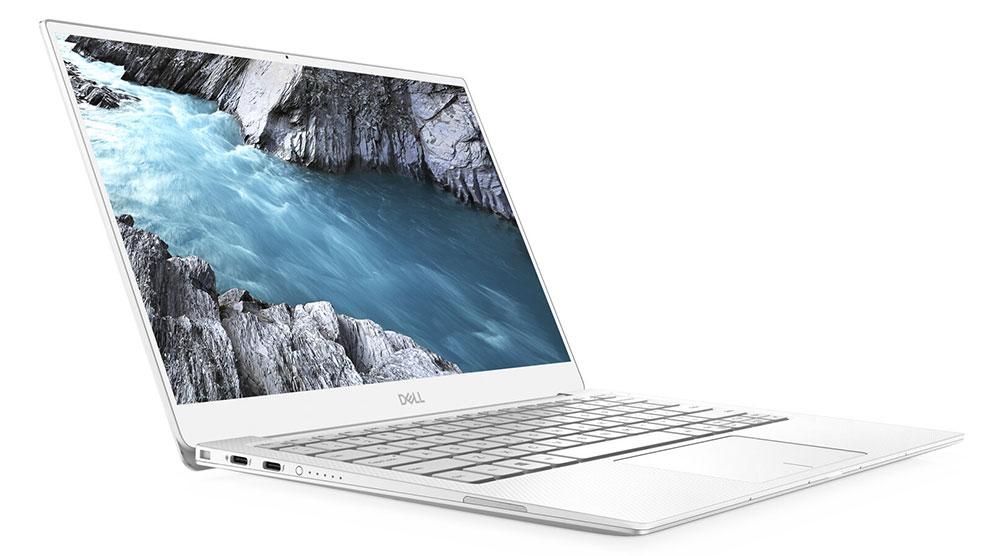 Dell XPS 13 белый