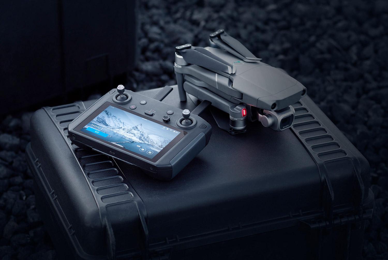 DJI Smart Controller & Mavic 2 Pro