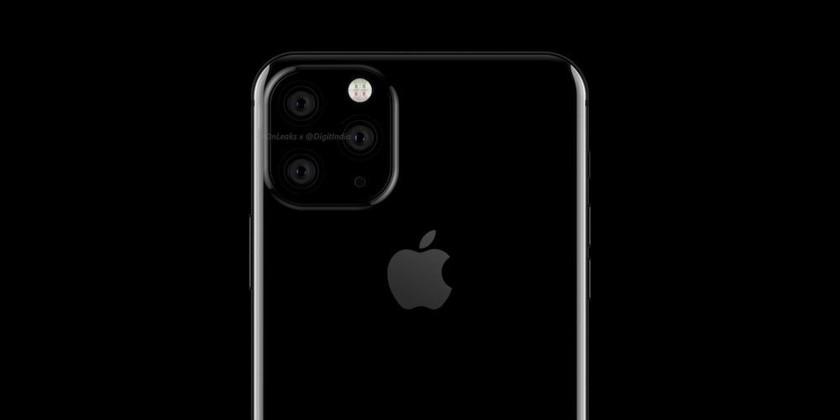 iPhone 2019 рендер