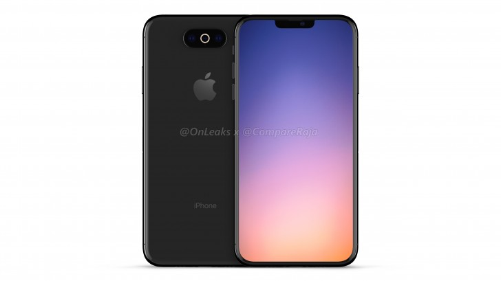iPhone XI рендер