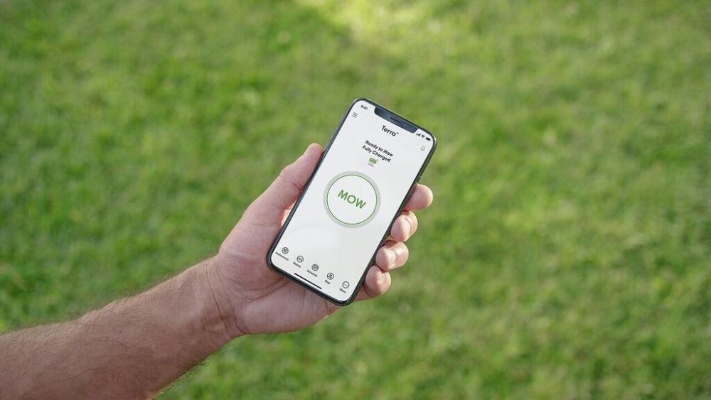 iRobot Terra приложение