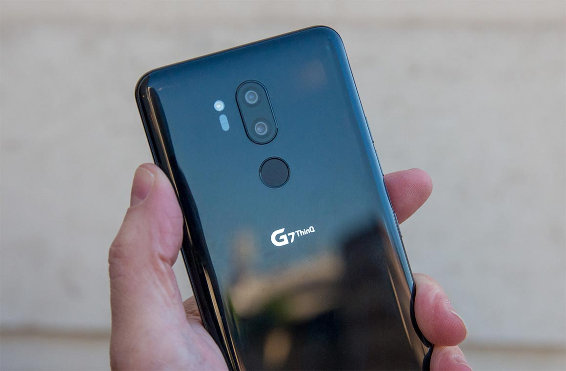 LG G8 rumours