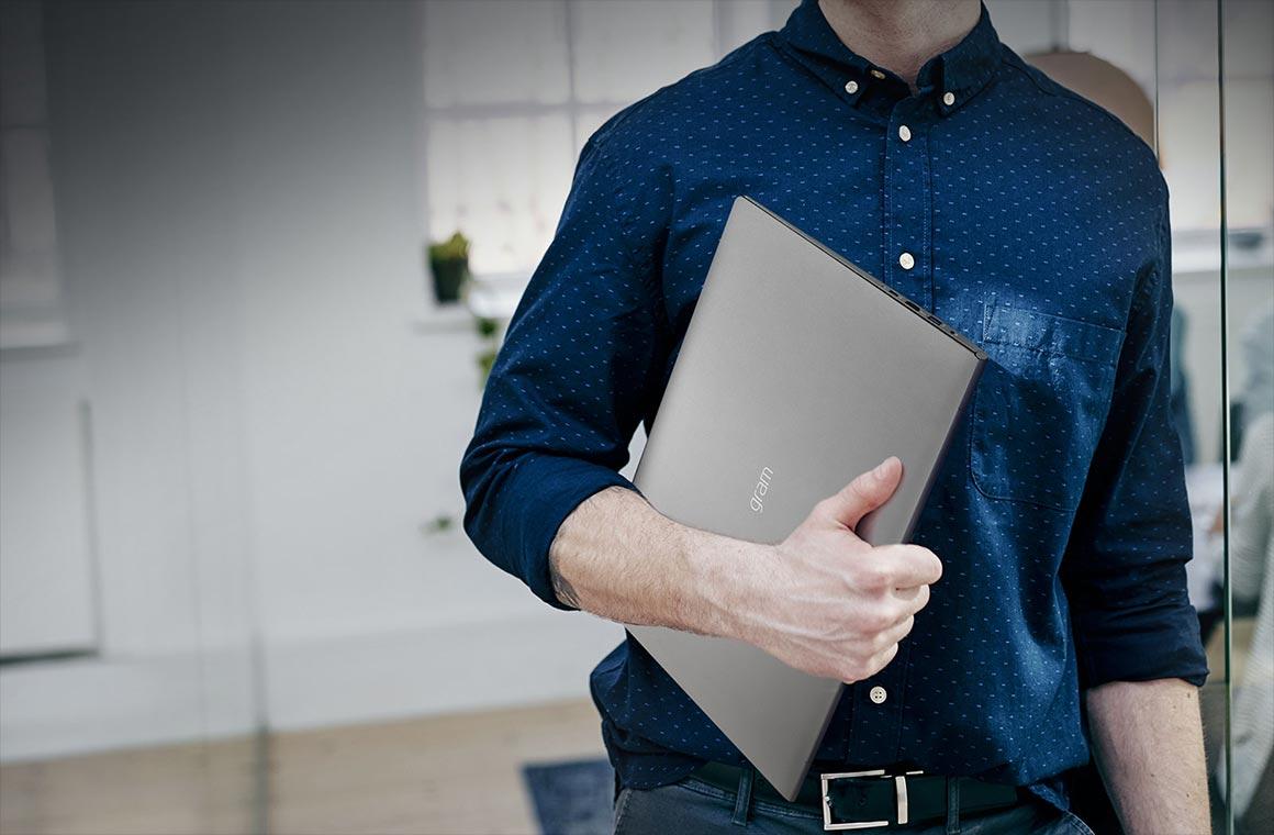 Ноутбук LG Gram 17