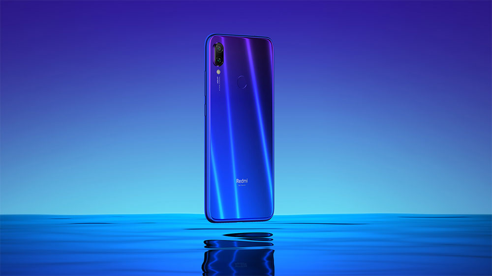Redmi Note 7 синий