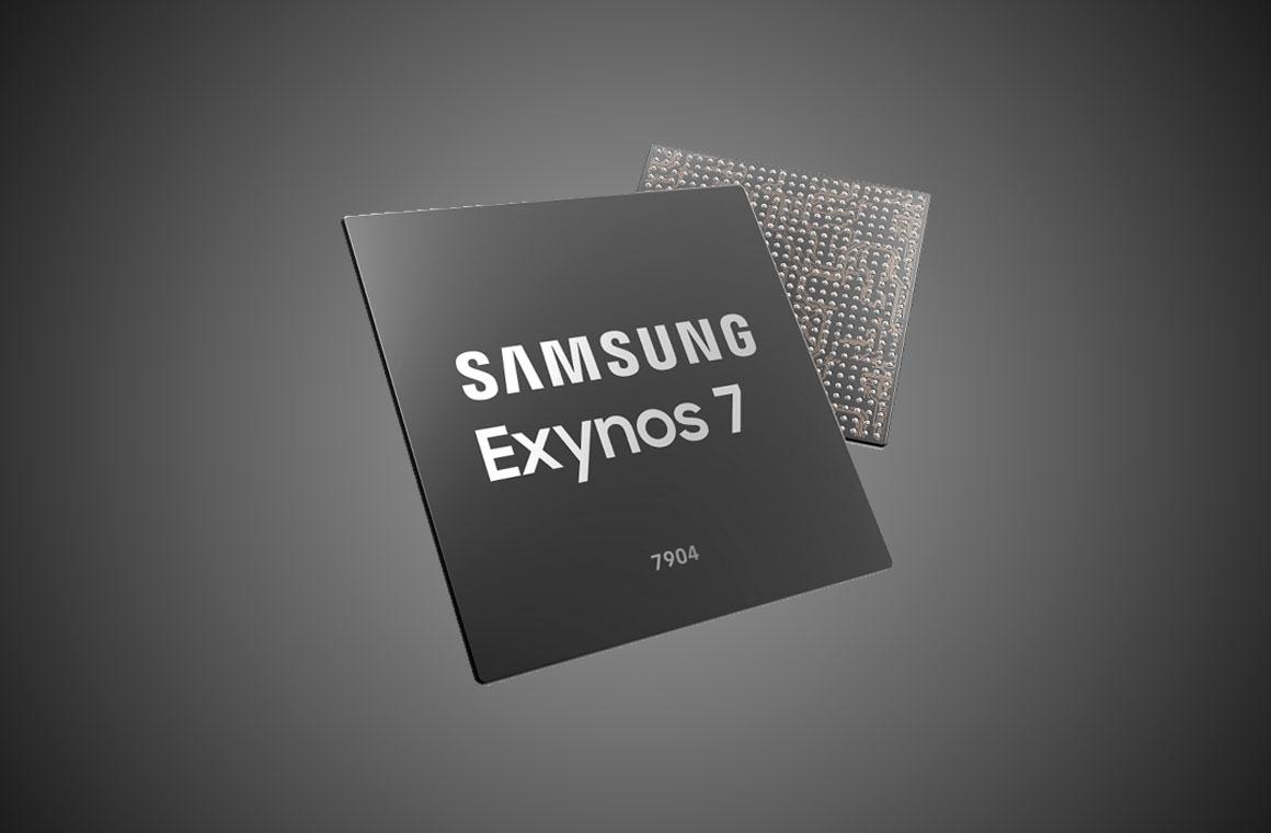 Samsung Exynos 7904 фото