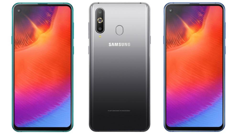 Samsung Galaxy A9 Pro внешний вид