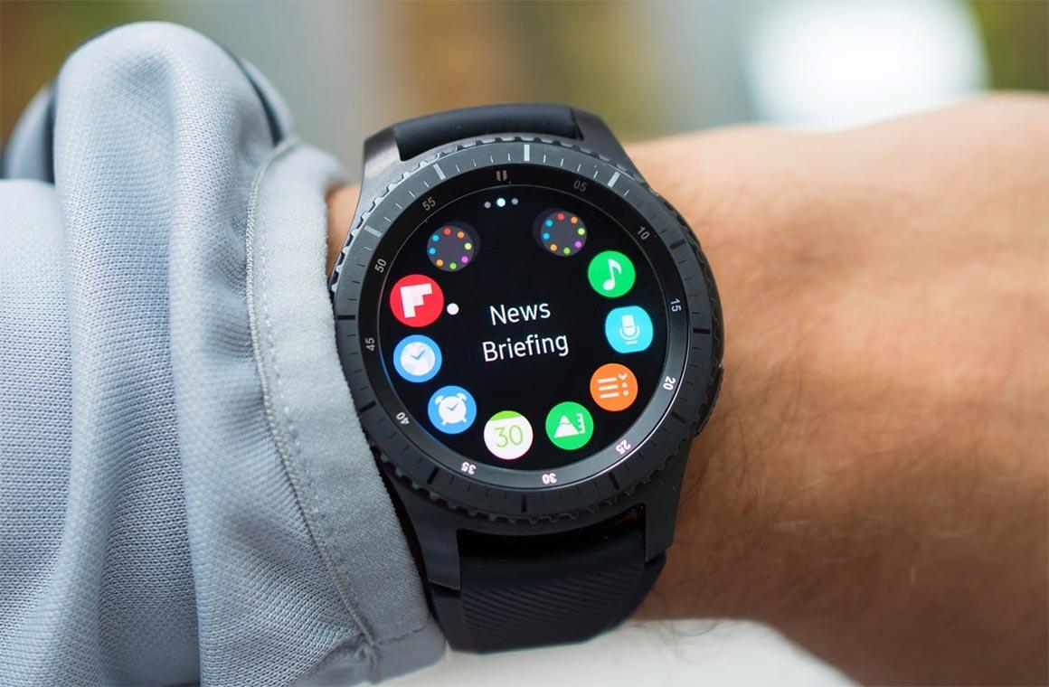 Умные часы Samsung на Tizen OS