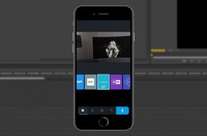 Приложение Quik на iPhone