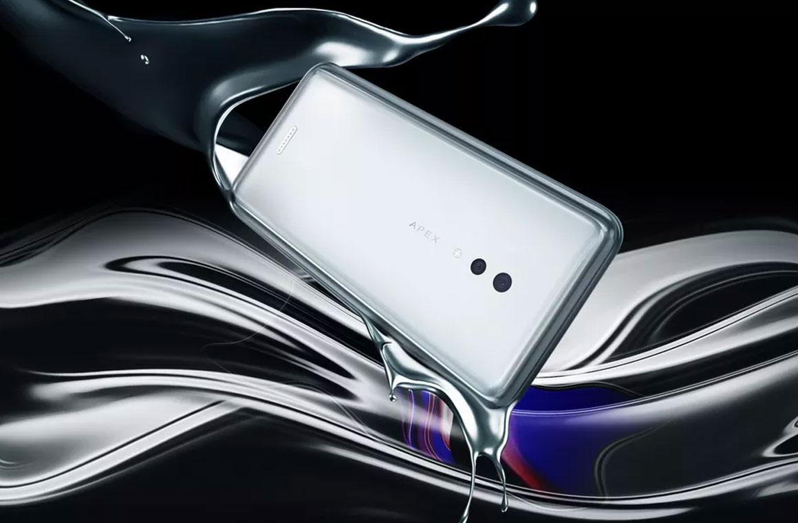 Смартфон Vivo Apex 2019