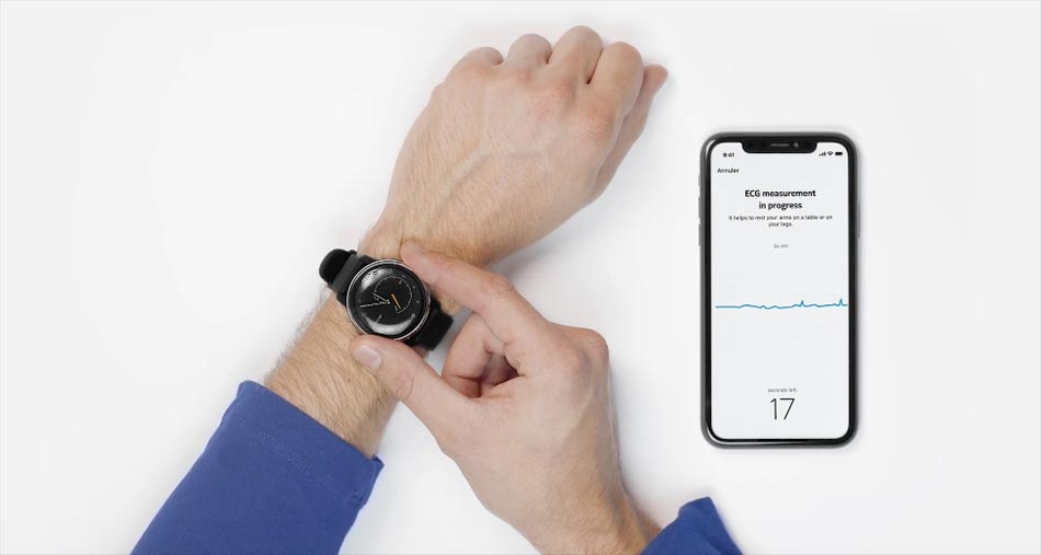 Withings Move ECG Watch