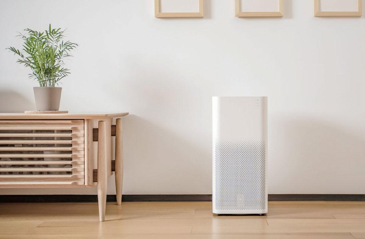 Очиститель воздуха от Xiaomi