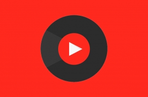 YouTube Music логотип