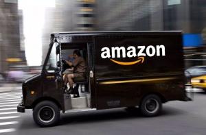 Грузовой автомобиль Amazon